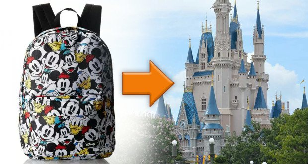 castle backpack